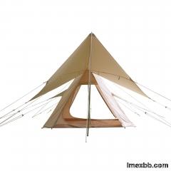 Double Door Indian Tent  canvas camping tents