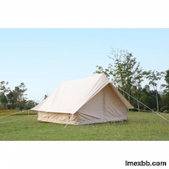 Double Layer Fly Sheet Lodge Cottage Tent   2-4 Man Tents china