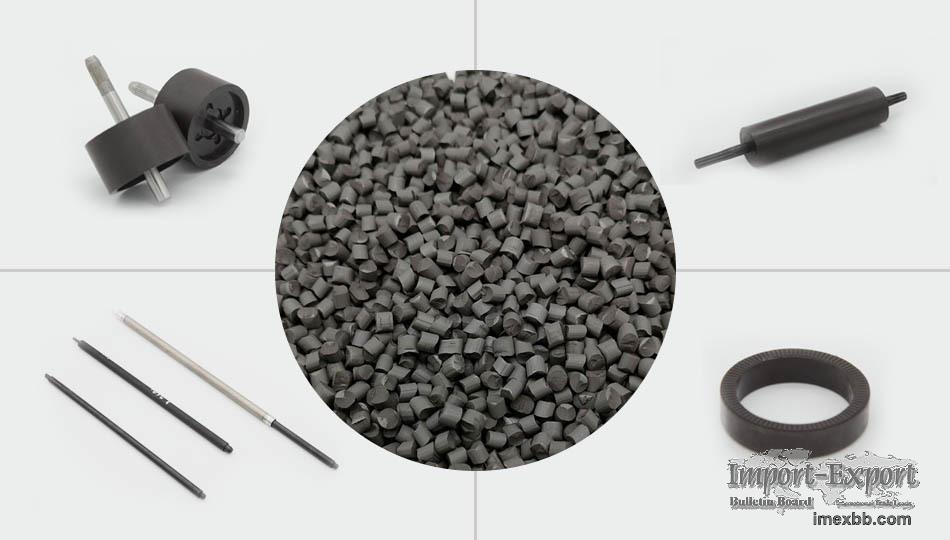 Hard Magnetic Bonded Compounds