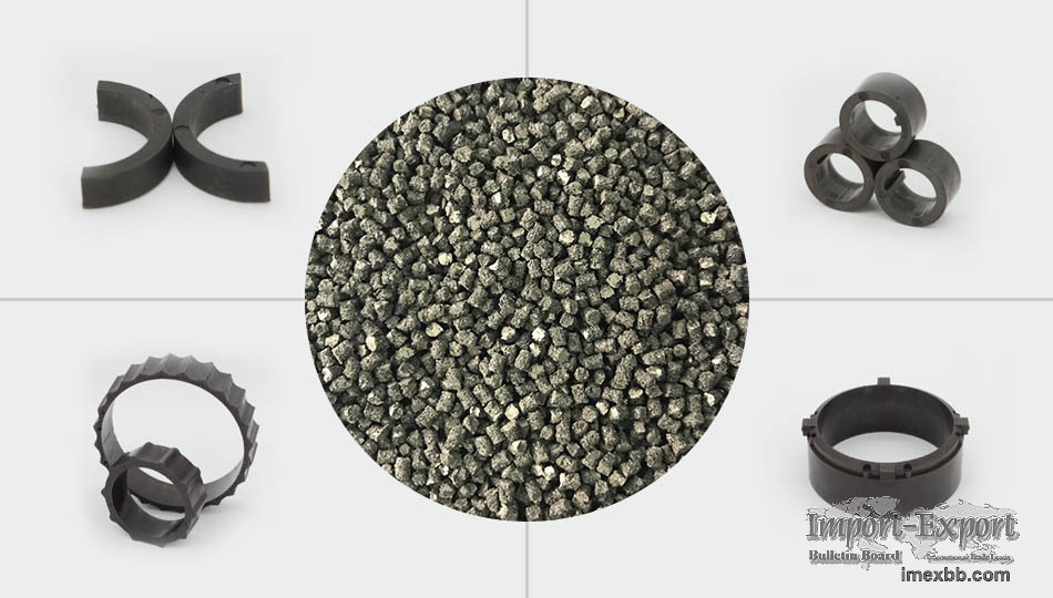Hybrid Bonded Magnetic Compounds