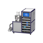 3-target RF magnetron co-sputtering deposit coating machine
