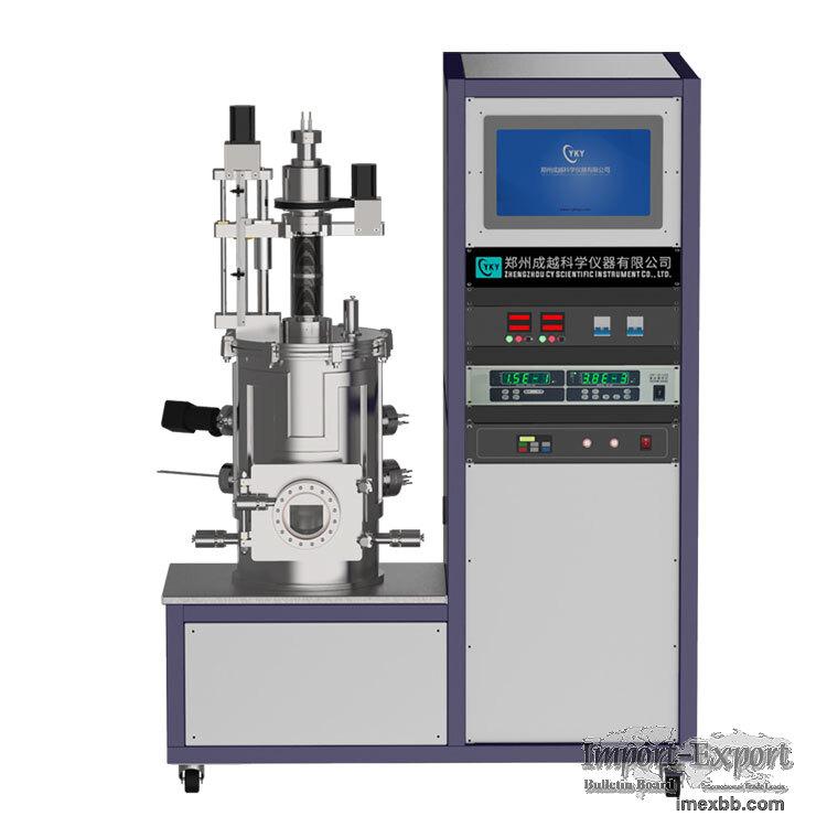 four source vacuum resistance evaporation coating machine