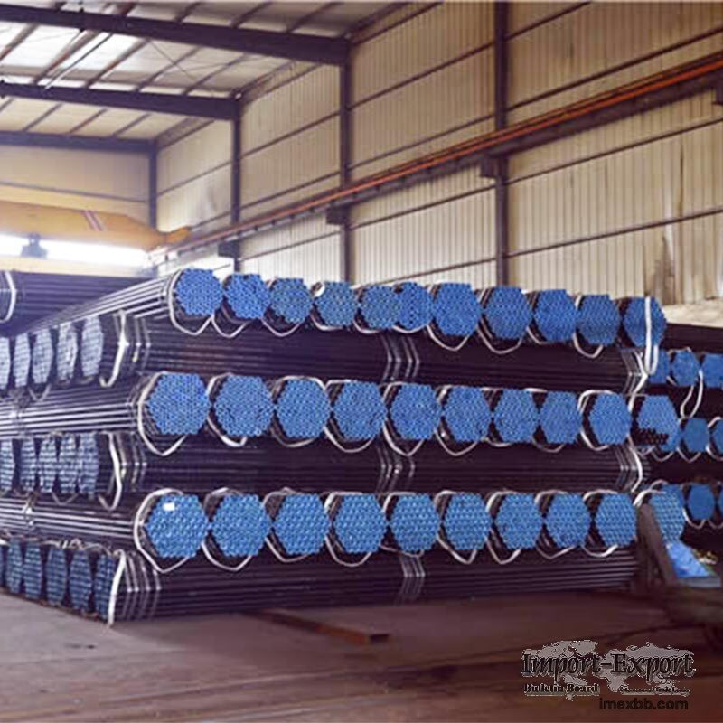 Chinese supplier of fusion bonded epoxy and galvanized welded pipe