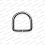 Shoe metal accessories //  Semi-rings