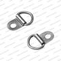 Shoe metal accessories //  Loops