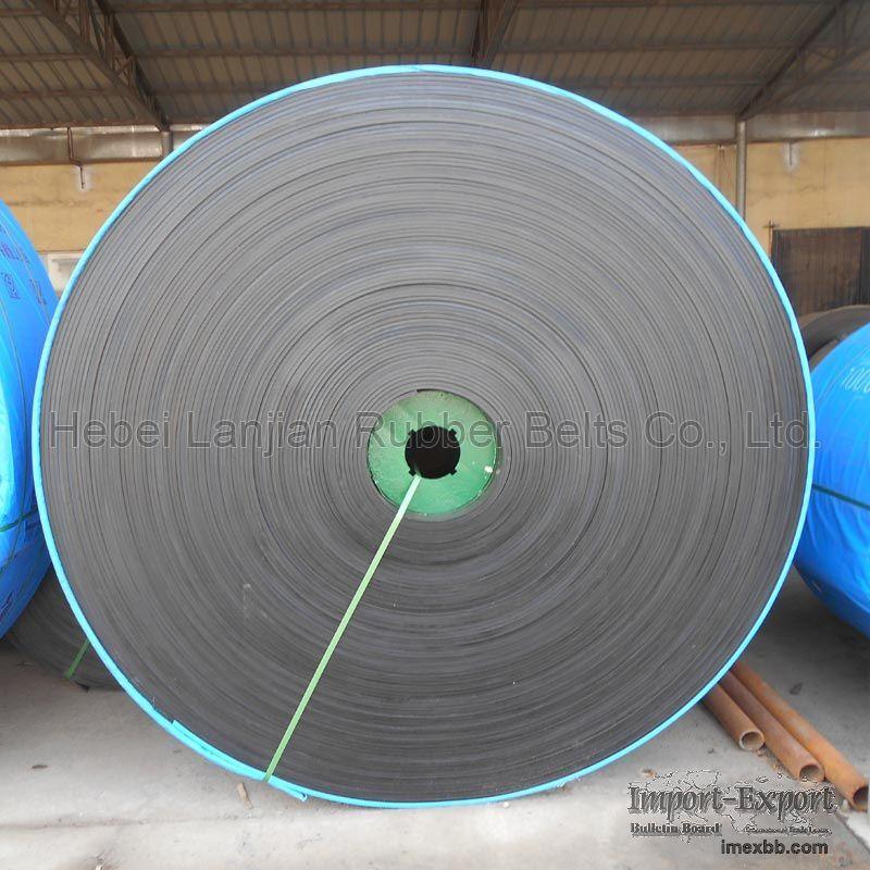 Abrasion Resistant EP Fabric Conveyor Belt for Quarry PRODUCT DESCRIPTION