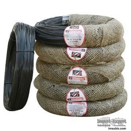 Black Annealed Wire  annealed steel wire Manufacturers in China