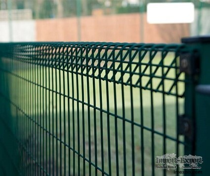 BRC fencing . Roll Top Fence   Roll top fencing panel
