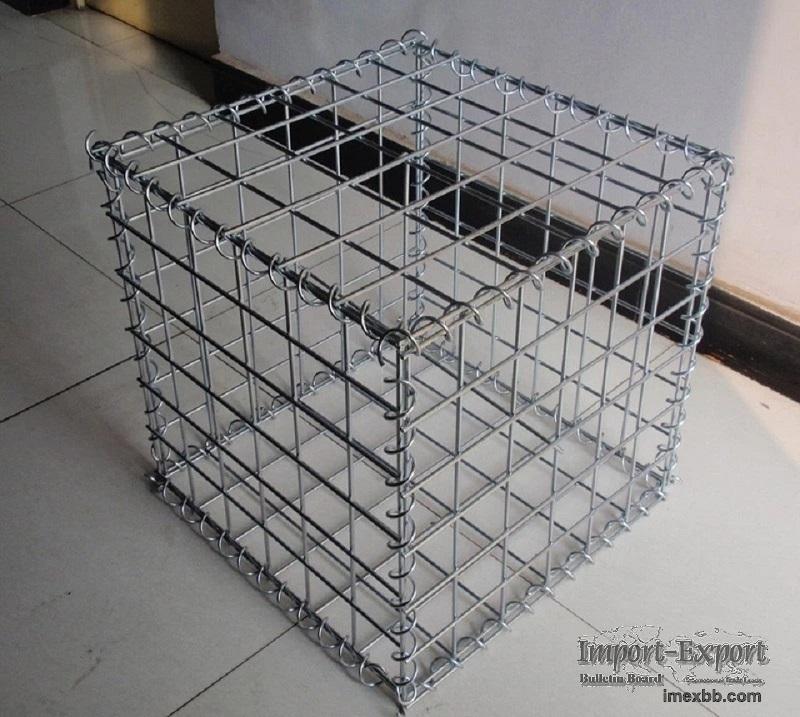 Welded Gabion  Gabion Basket manufacturers