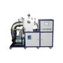 lab 2000℃ 60KW vacuum induction melting furnace with φ120*90mm crucible