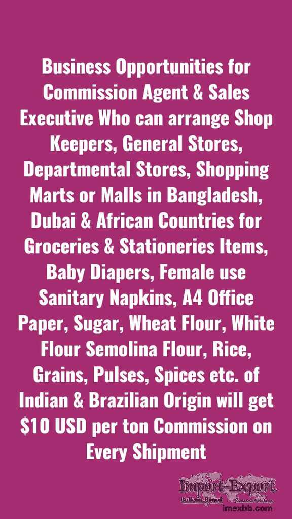 Looking for Distributors Stockists Wholesalers Shop Keepers for Flour Sugar