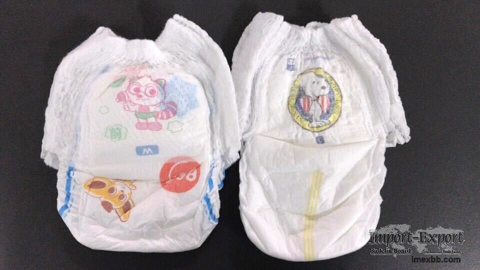 Baby Diapers and Adult Diapers