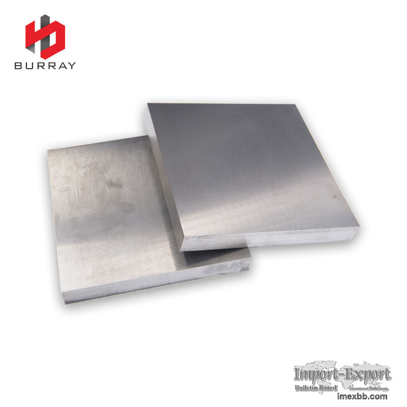 Industrial Tungsten Carbide Flats TC Polished Plates