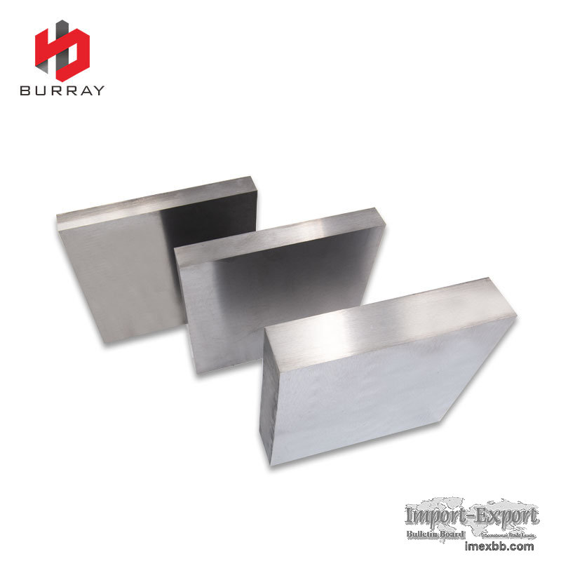Customized Size Carbide Plate for Industry Wear Parts Making