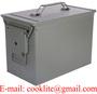 Americka celicna kutija za municiju cal.50