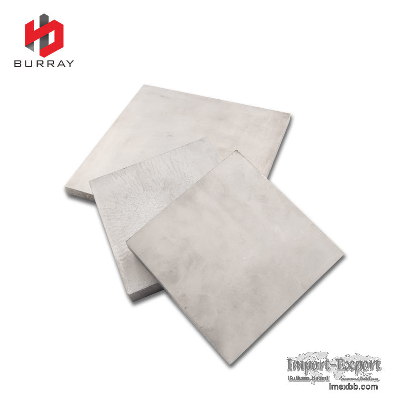 Tungsten Carbide Plate for Corrosion-resistant Part