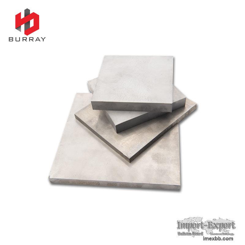 Silicon Blank Non-magnetic Tungsten Carbide Strips/Plate