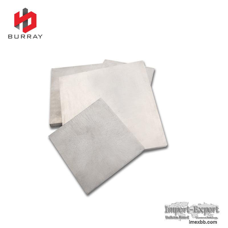 Wear Resistance Ground Tungsten Carbide Cemented Plates