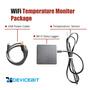 Wireless Temperature And Humidity Sensor