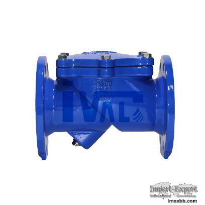 IV024 rubber flip check valve