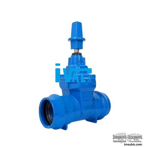 IV007 Euro socket for PVC pipe