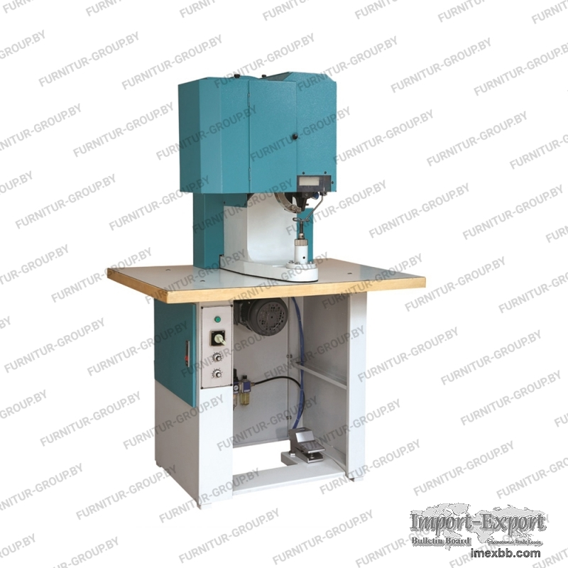 Automatic machine for installing the loops art. FGL-100