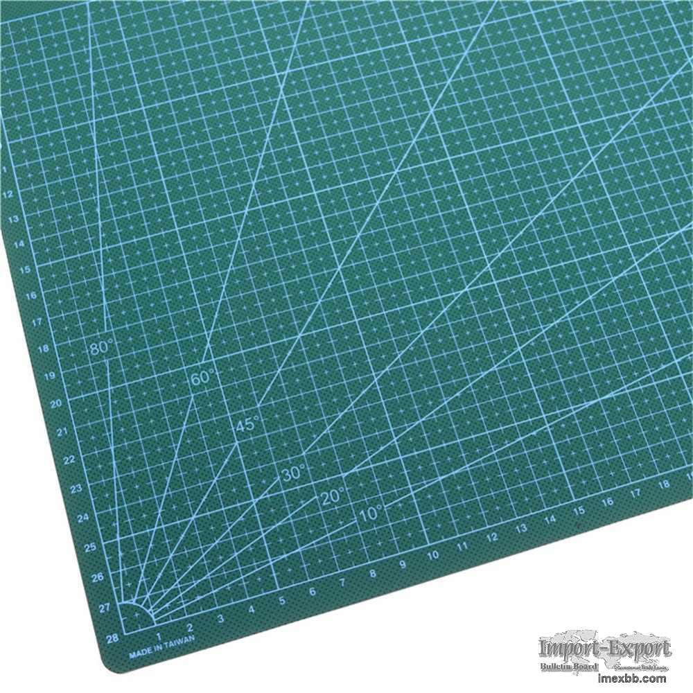 Backup facilities //  Cutting mats