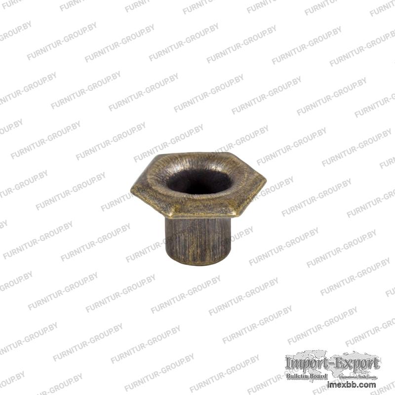 Shoe metal accessories //  Eyelets //  Eyelet 054 TE