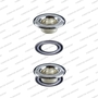 Eyelet with washers VL-40 TP