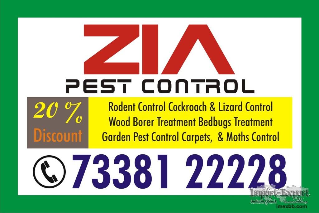 Pest Control  Sanitization Services for Restaurant  1592