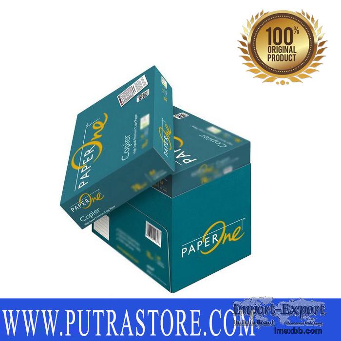 Paper One A4 Premium Copy Paper 70gsm,75gsm,80gsm