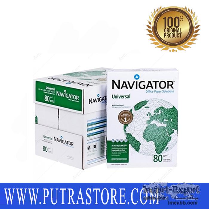 Navigator A4 Copy Paper 70gsm,75gsm,80gsm