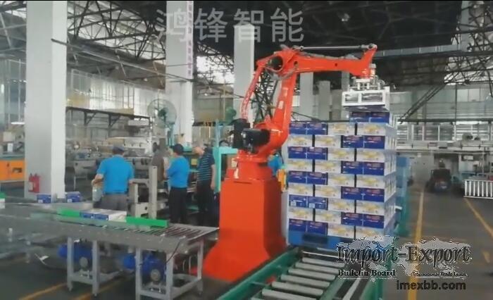 Custom palletizer-Conveying equipment