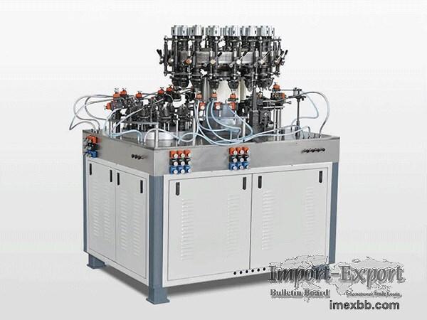 ZP40-32 16-head Double-chuck Vial-making Machine