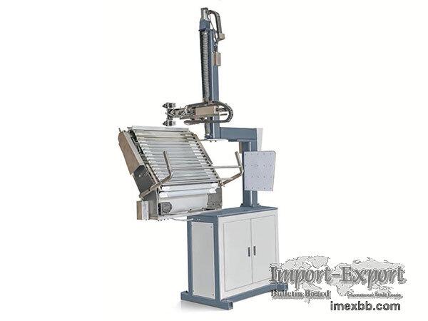 ZP65-40 18-head Vertical-to-horizontal Vial-making Machine
