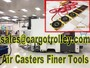 Air casters is wonderful for heavy load