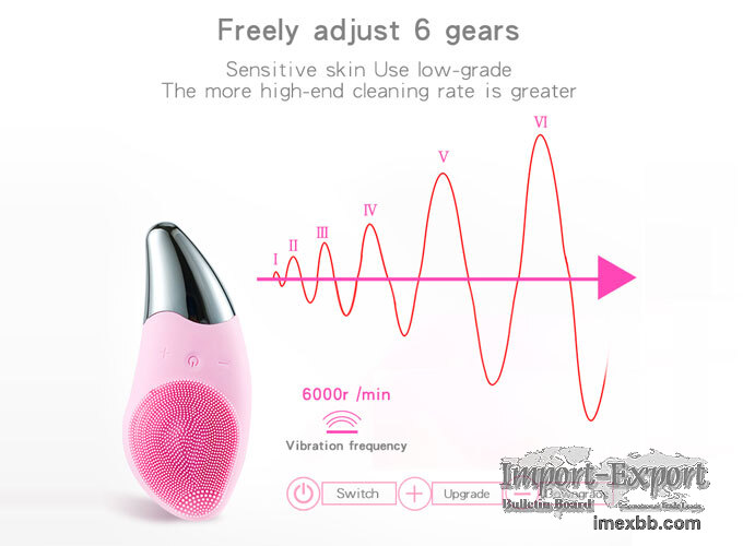 Facial Massage Tools Face Pore Cleaner For Beauty