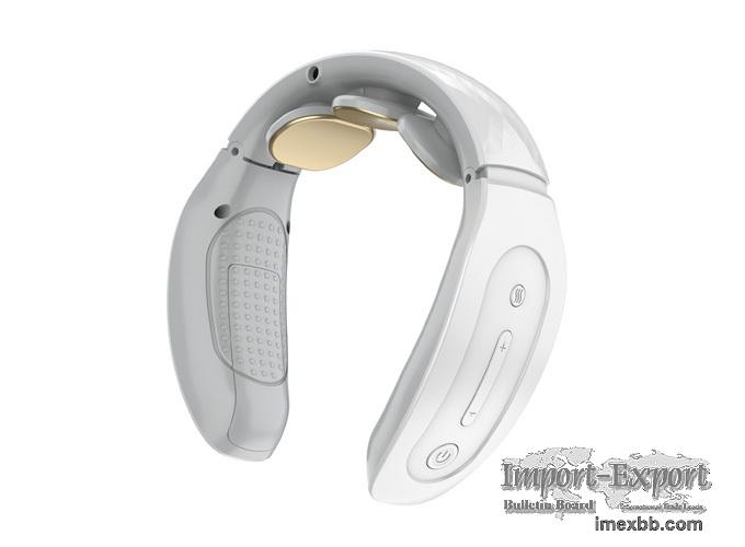 Battery Portable Shoulder Pain Neck Pulse Massager