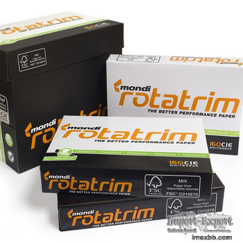 Mondi Rotatrim A4 Copy Paper, A4 CopyPaper, 80gsm A4 Dust Free Copy Paper