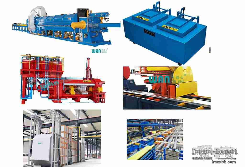 looking for distributor  of aluminium  machinery