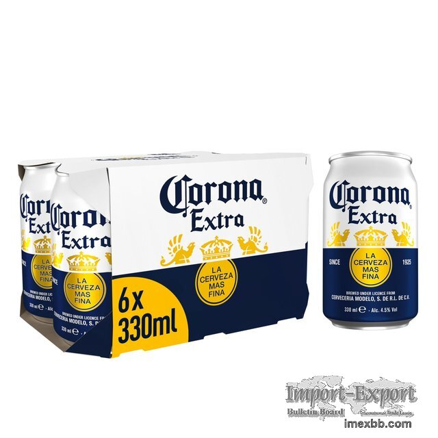 Wholesale Corona Extra Beer 330ml / 355ml