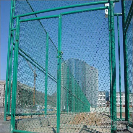 Perimeter Fencing Chain Link Mesh Gates
