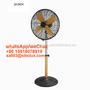 16 inch metal vintage standing electric fan FD-40M5