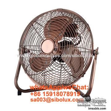 12 inch high velocity floor fan with 3 speeds FE-30C