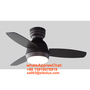 electric 36 inch Industrial remote ceiling fan with LED light  FS36-10