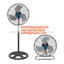 18 inch 2 in 1 industrial pedestal stand fan/floor fan  FS-45E