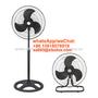 electric 18 inch 2 in 1 industrial pedestal stand fan/floor fan  FS-45F