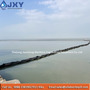 Type III Rubber Type Silt Curtain Boom For Rough Water