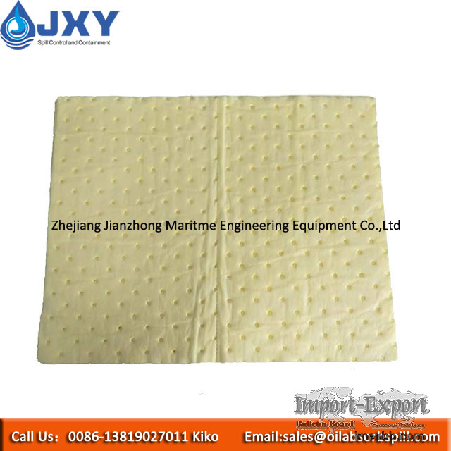 Chemical Absorbent Pads-Dimpled Perforated