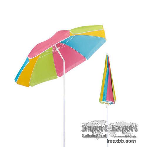 HYB1810 Rainbow Umbrella with Tilt